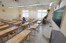 Hà Nội: Các điểm thi hoàn tất công tác chuẩn bị, sẵn sàng cho kỳ thi