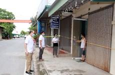Ca tái dương tính ở Nam Định không có khả năng lây nhiễm ra cộng đồng