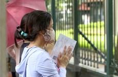 Tuyển sinh lớp 10: Thí sinh Hà Nội đi lễ Văn Miếu-Quốc Tử Giám cầu may