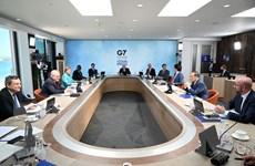 Các nhà lãnh đạo G7 cam kết sẽ chấm dứt 'cuộc đua xuống đáy' về thuế