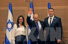 Israel thành lập Chính phủ mới: Cục diện bấp bênh trên chính trường