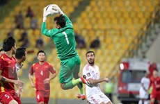 Trực tiếp UAE-Việt Nam 3-0: Việt Nam chính thức giành vé đi tiếp
