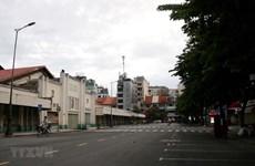 TP.HCM phong tỏa thêm 6 khu vực, dừng taxi, giải tán chợ tự phát
