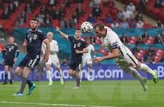 Đội tuyển Anh hòa nhạt trước Scotland ngay tại thánh địa Wembley