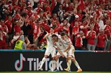 Đan Mạch lách khe cửa hẹp, giành vé vào vòng 1/8 EURO 2020