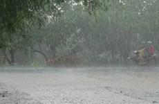 Khu vực Hà Nội chiều tối và đêm có lúc có mưa rào và dông