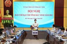 Bắc Ninh: Chú trọng đảm bảo an toàn phòng, chống dịch trong các kỳ thi