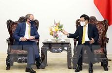 Việt Nam sẵn sàng tạo thuận lợi cho doanh nghiệp Anh mở rộng đầu tư