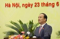 HĐND thành phố Hà Nội khóa XVI quyết định nhiều vấn đề quan trọng