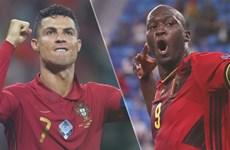 Lịch trực tiếp EURO 2020 ngày 27/6: Bỉ 'đại chiến' Bồ Đào Nha