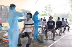 Bình Dương còn 4 chuỗi lây nhiễm liên quan doanh nghiệp và khu nhà trọ