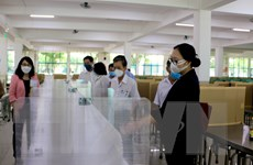 Vĩnh Long: Tăng cường quản lý y tế đối với người về từ vùng có dịch