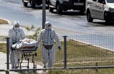 Nga trải qua ngày có số ca tử vong cao nhất kể từ khi dịch bùng phát