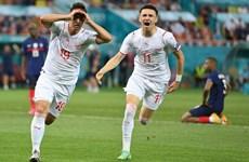 Thụy Sĩ loại Pháp khỏi EURO 2020 sau trận cầu 'siêu điên rồ'