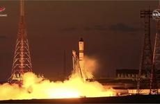 Nga phóng thành công tàu vũ trụ chở đồ tiếp tế lên Trạm ISS