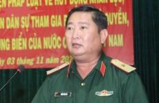 Cách chức Phó Tư lệnh Quân khu 9 đối với Thiếu tướng Trần Văn Tài