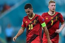 """De Bruyne và Hazard có nguy cơ vắng mặt ở trận """"đại chiến"""" Bỉ-Italy"""