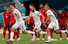 Tây Ban Nha vào bán kết EURO 2020 sau loạt sút luân lưu may rủi