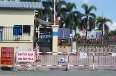 Bình Dương: Ổ dịch Công ty Wanek 2 ghi nhận hơn 110 ca mắc trong ngày
