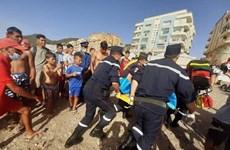 Gần 150 người nhập viện sau khi tắm biển bị ô nhiễm ở Algeria