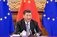 Lãnh đạo các nước Đức, Pháp và Trung Quốc họp thượng đỉnh