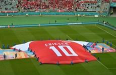 UEFA mời Christian Eriksen và nhóm y tế tới dự trận chung kết