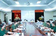 Tuyên truyền thành quả phân giới cắm mốc biên giới Việt Nam-Campuchia