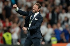 HLV Southgate nói gì sau khi lập nên kỳ tích cùng đội tuyển Anh?
