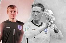 Jordan Pickford và hành trình trở thành ngôi sao của đội tuyển Anh