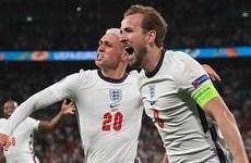 Đánh bại Đan Mạch, đội tuyển Anh lần đầu vào chung kết EURO