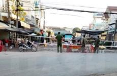 An Giang: Phong tỏa nhiều địa điểm ổ dịch Long Bình theo Chỉ thị 16