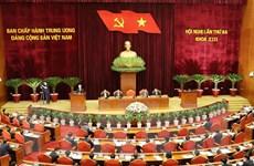 Ngày làm việc thứ tư Hội nghị Trung ương 3 khóa XIII