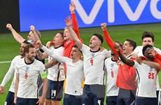 Kết quả bán kết EURO 2020: Anh tranh chức vô địch với Italy