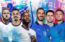 Nhìn lại 5 cuộc chạm trán đáng chú ý nhất giữa Italy và Anh