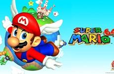 [Video] Băng video game Super Mario 64 được bán với giá kỷ lục