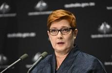 Australia kêu gọi tuân thủ luật pháp quốc tế trong vấn đề Biển Đông