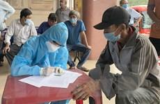Ghi nhận các ca mắc COVID-19 tại Bình Định, Nam Định và Vĩnh Long