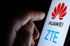 Mỹ hỗ trợ các hãng viễn thông không sử dụng thiết bị của Huawei và ZTE