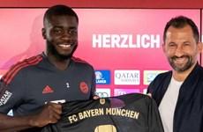 Bayern Munich chính thức ra mắt tân binh đắt giá thứ 3 trong lịch sử