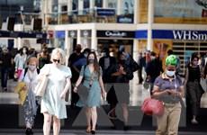 Lạm phát của Anh tăng lên gần mức cao nhất của 3 năm