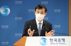 Ngân hàng Trung ương Hàn Quốc giữ mức lãi suất cơ bản thấp kỷ lục