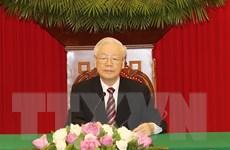 'Bài viết của Tổng Bí thư Nguyễn Phú Trọng là văn kiện quan trọng'