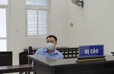 Hà Nội: Phạt tù đối tượng cuối cùng vụ chém người ở chợ Long Biên