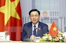 Vận dụng tư tưởng Hồ Chí Minh trong hoạt động lập pháp
