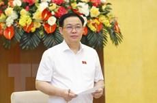 Chủ tịch Quốc hội: Nghiên cứu tiếp tục hoàn thiện pháp luật về bầu cử