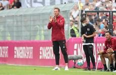 Bayern Munich thua ngược ở trận ra mắt tân huấn luyện viên Nagelsmann