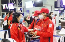 Lịch thi đấu của đoàn Thể thao Việt Nam tại Olympic Tokyo 2020