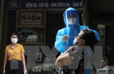 Ngày 19/7: Việt Nam có 4.195 ca mắc mới, 497 ca trong cộng đồng