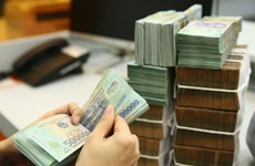 Dòng tiền nhàn rỗi gửi vào kênh ngân hàng có xu hướng giảm