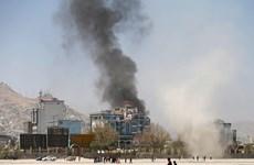 Afghanistan: Tấn công bằng rocket gần Dinh Tổng thống ở Kabul